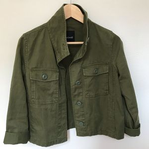 Madewell lightweight jacket
